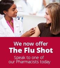 FREE Flu Shot at WestBram Pharmasave